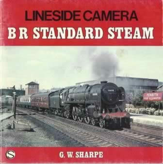 Lineside Camera B R Standard Steam