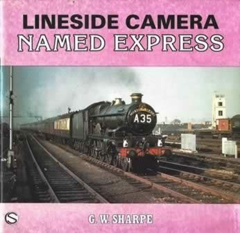 Lineside Camera Named Express