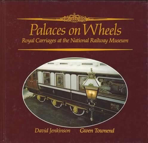 Palaces On Wheels Royal Carriages At The National Railway Museum