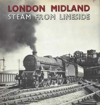 London Midland Steam From Lineside