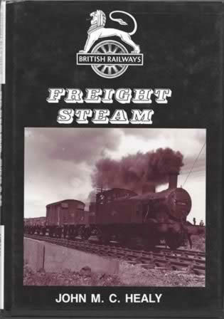 British Railways Freight Steam