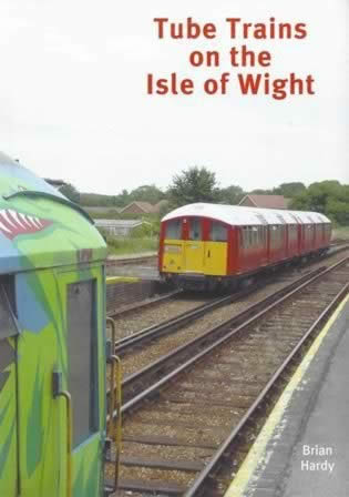 Tube Trains On The Isle Of Wight