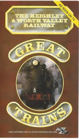 Great Trains - The Keighley & Worth Valley Railway