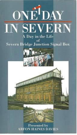 One day in Severn - Severn bridge junction signal box
