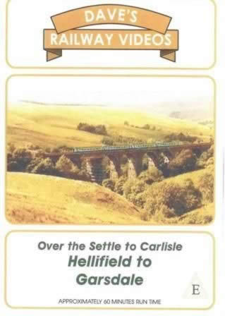 Over the Settle to Carlisle Hellifield to Garsdale
