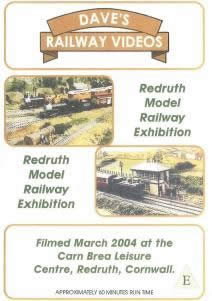 Redruth Model Railway Exhibition