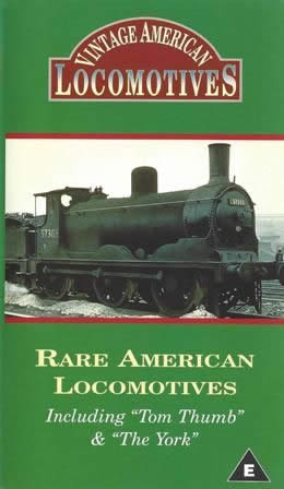 Vintage American Locomotives - Rare American Locomotives