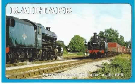 Railtape Monthly - 12 - August 1995
