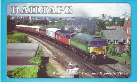 Railtape Monthly - 21 - May 1996