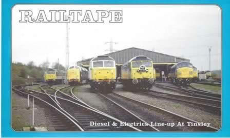 Railtape Monthly - 22 - June 1996
