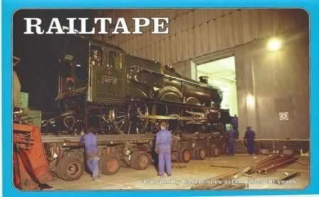 Railtape Monthly - 27 - November 1996