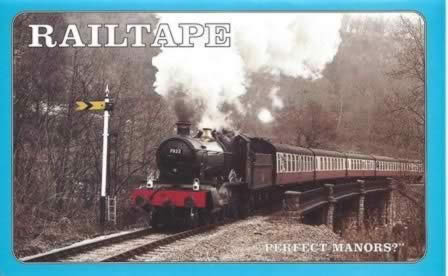 Railtape Monthly - 31 - March 1997