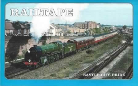 Railtape Monthly - 34 - June 1997