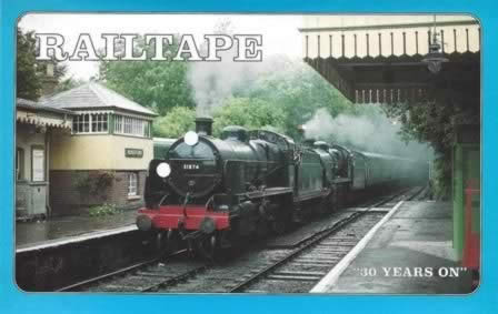 Railtape Monthly - 36 - August 1997