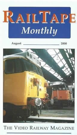 Railtape Monthly - August 2000