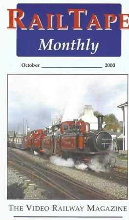 Railtape Monthly - October 2000