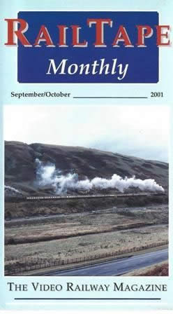 Railtape Monthly - Sept/Oct 2001