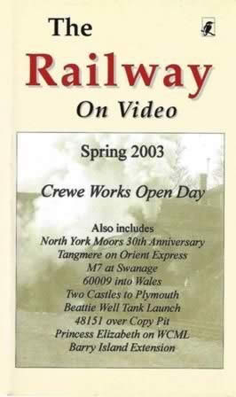 Railway on Video -Spring 2003