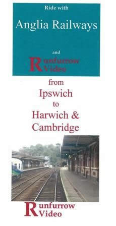 Runfurrow Video - Cab Ride - Ipswich to Harwich & Cambridge: ATL 15 / No. 52