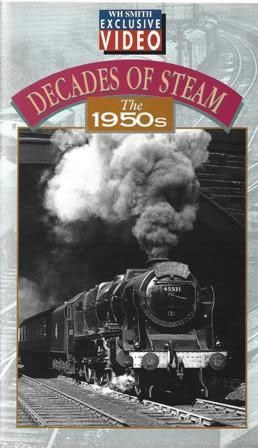 W H Smith: SBS Video - Decades of Steam - 1950's