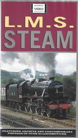 W H Smith: LMS Steam