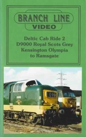 Branch Line Video - Deltic Cab Ride 2 - Kensington Olympia To Ramsgate