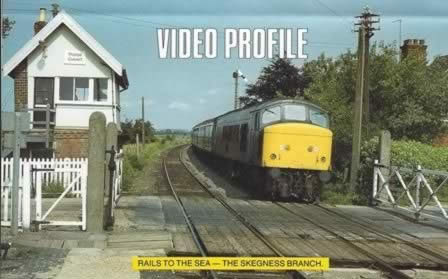 TVP: Rails to the Sea - The Skegness Line: Video Profile Vol 5