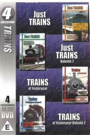 Just Trains Vol 2