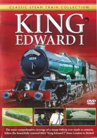 Classic Steam Train Collection. King Edward 1
