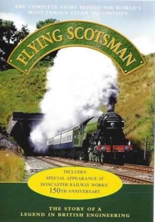 The Complete Story Behind The Worlds Most Famous Steam Locomotive. Flying Scotsman
