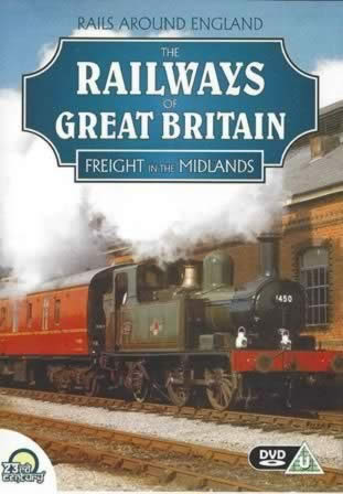 The Railways Of Great Britain. Freight In The Midlands
