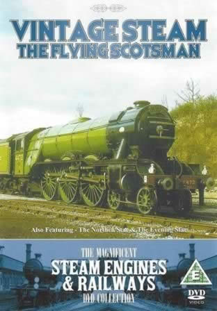 Vintage Steam - The Flying Scotsman