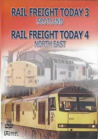 Rail Freight Today 3 Scotland. Rail Freight Today 4 North East