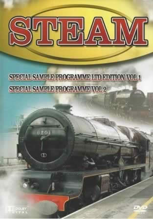 Steam. Special Sample Programme Editions Vol 1-Vol 2