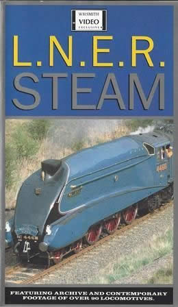 L.N.E.R Steam. WH Smith Video