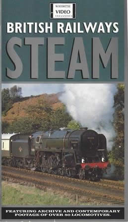 British Railways Steam - WH Smith Video