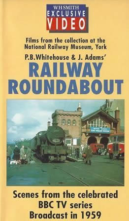 Railway Roundabout Scenes from BBC TV Series Broadcast in 1959.