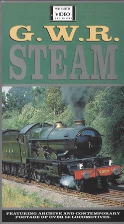G.W.R Steam. WH Smith Video