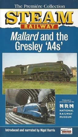 The Premiere Collection Steam Railway. Mallard And Gresley 'A4s'