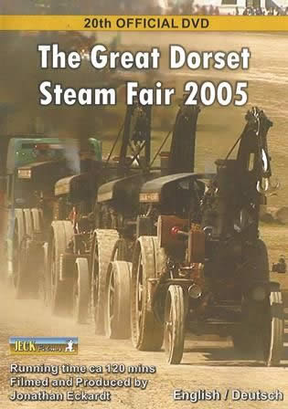 The Great Dorset Steam Fair 2005