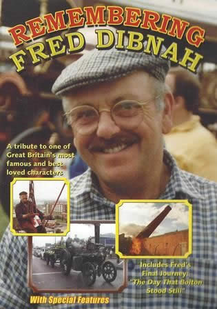 Remembering Fred Dibnah