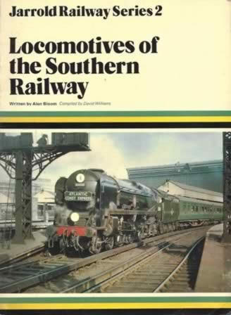 Jarrold Railways Series 2: Locomotives Of The Southern Railway