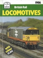 ABC - British Rail Locomotives 1986