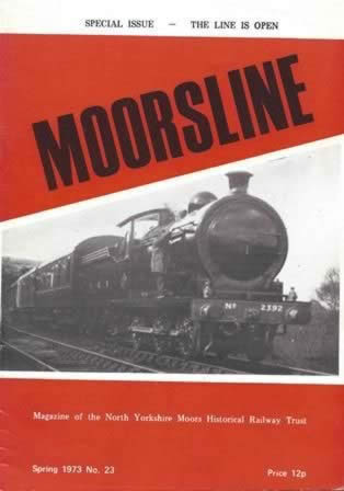Moors Line - Spring 1973 No 23
