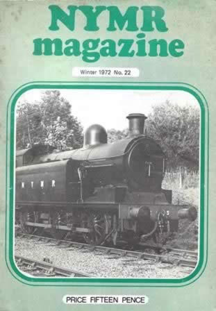 NYMR Magazine Winter - 1972 No 22
