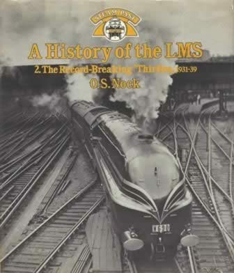 A History Of The LMS No 2. 1931-39