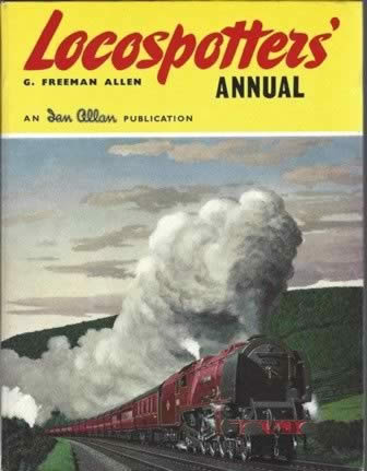 Locospotters' Annual 1961