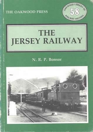 The Jersey Railway - OL58