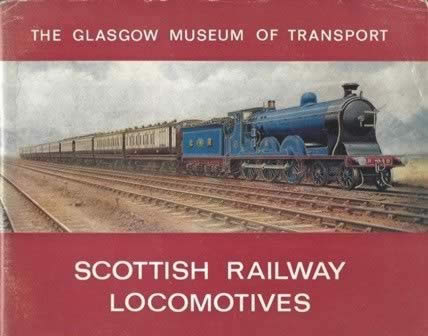 Scottish Railway Locomotives (P/B)