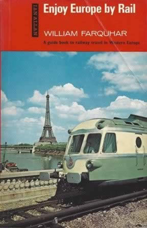 Enjoy Europe By Rail (P/B)